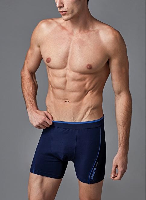 Eros Boxer Lacivert